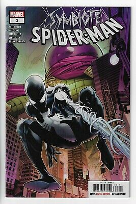 SYMBIOTE SPIDER-MAN #2 MARVEL COMICS NM
