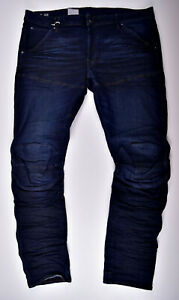 G-Star-RAW-Elwood-5620-3D-Slim-W40-L36-Superstretch-Jeans-Blau-Herrenjeans