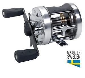 Baitcasting Reels Fishing Just Abu Garcia Multiplier Reel Made In Sweden