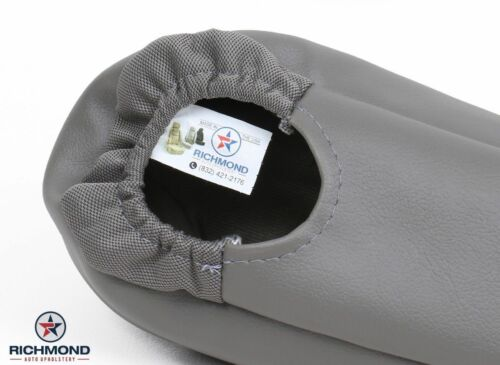 1999 2000 Chevy Silverado 2500 LT LS Driver Side Replacement Armrest Cover GRAY