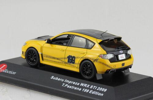 Subaru Impreza WRX STI #199 2009 1:43 J-Collection Modellauto JC276