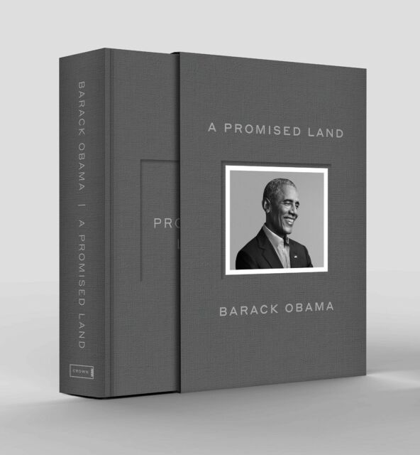 A Promised Land: Deluxe Signed Edition IN HAND SAME DAY SHIPPING