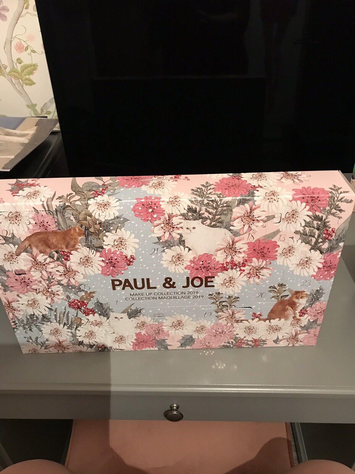Paul And Joe Advent Calendar