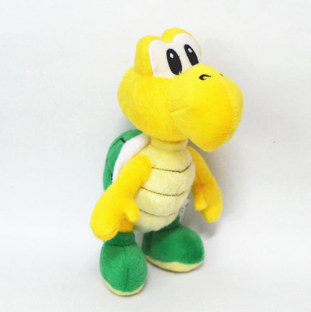 6in Super Mario Bros Koopa Troopa Plush Stuffed Baby Xmas Gifts