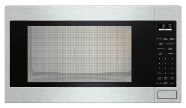 Microwave Oven Mbes Stainless Steel