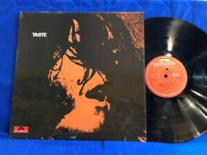 TASTE FIRST RORY GALLAGHER 583042 POLYDOR ORIGINAL UK LP NEAR MINT