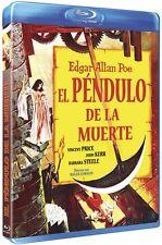 The Pit And The Pendulum (Region B) Vincent Price, John Kerr, Roger Corman NEW