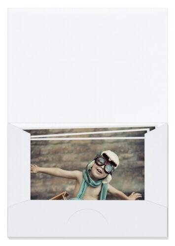 13x18 WS Bildmappen//fotomappen//foto fundas Schoeller /& stanzwerk 200 unidades