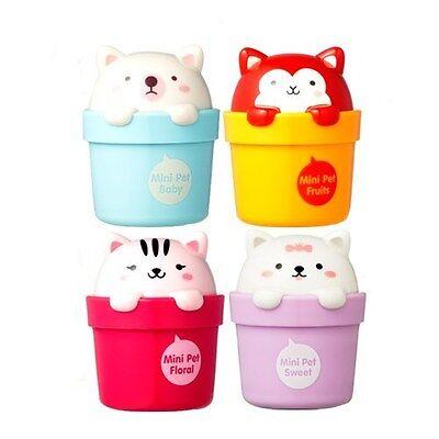 THE FACE SHOP Lovely Me:ex (Mix) Mini Pet Perfume Hand Cream 30mL / 4 Types