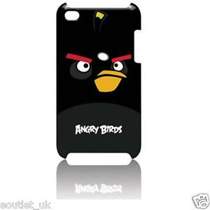 Gear4-Angry-Birds-Case-Cover-for-iPod-Touch-4G-Black-Bomber-NEW-Retail-Packaged