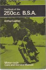 BSA C10L C11G C12 C15 C15SS C15T C15S C25 B25 & C15 STAR (1954-68) REPAIR MANUAL
