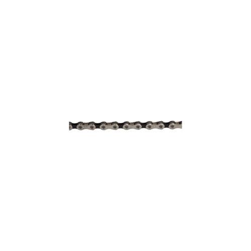 KMC X11.93 Chain: 11-Speed 116 Links, Black/Silver