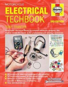 Motorcycle-Electrical-Techbook-by-Haynes-Publishing-9780857339362-Brand-New
