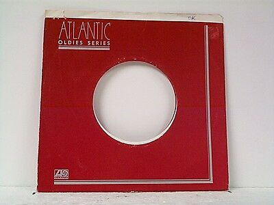 Storage & Media Accessories Provided 4-atlantic Oldies Series Company 45's Sleeves Lot # A-716 To Have A Unique National Style