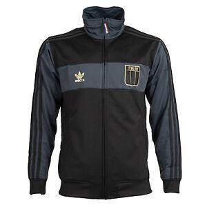 Football Homme Adidas Vintage Détails Sur Azzuri Italy Veste Originals Italien JlKF1c