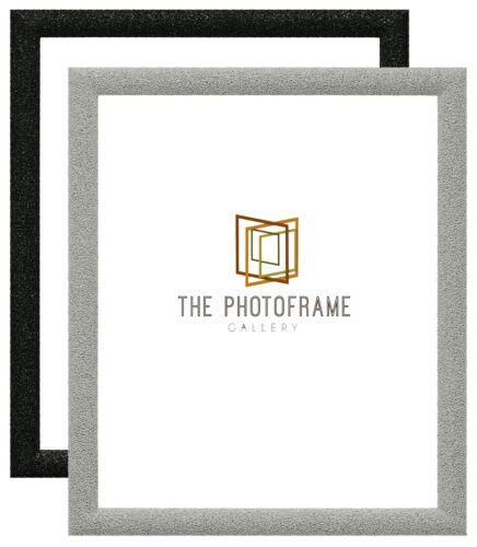 STARDUST PAILLETTES SPARKLE Cadre Photo Photo Affiche Cadre Noir Panoramique Square