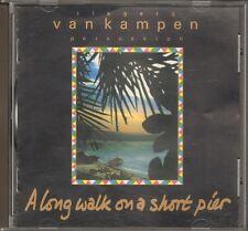 SLAGERIJ van KAMPEN A Long Walk on a Short Pier CD 9 track 1989 ROBERT MUSSO