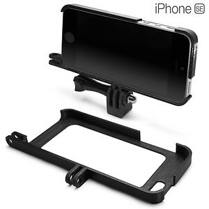 Tripod-Mount-fuer-iPhone-SE-Zubehoer-Stativ-GoPro-Go-Pro-Adapter