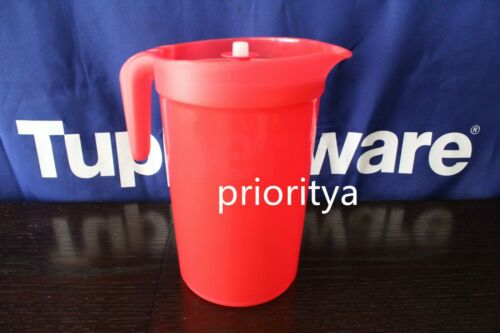 3.8L Pitcher with Infuser Insert Red New in Package Tupperware 1 Gallon