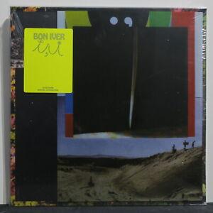 BON-IVER-039-I-I-039-Vinyl-LP-28-page-Booklet-in-Plastic-Slipcase-NEW-SEALED