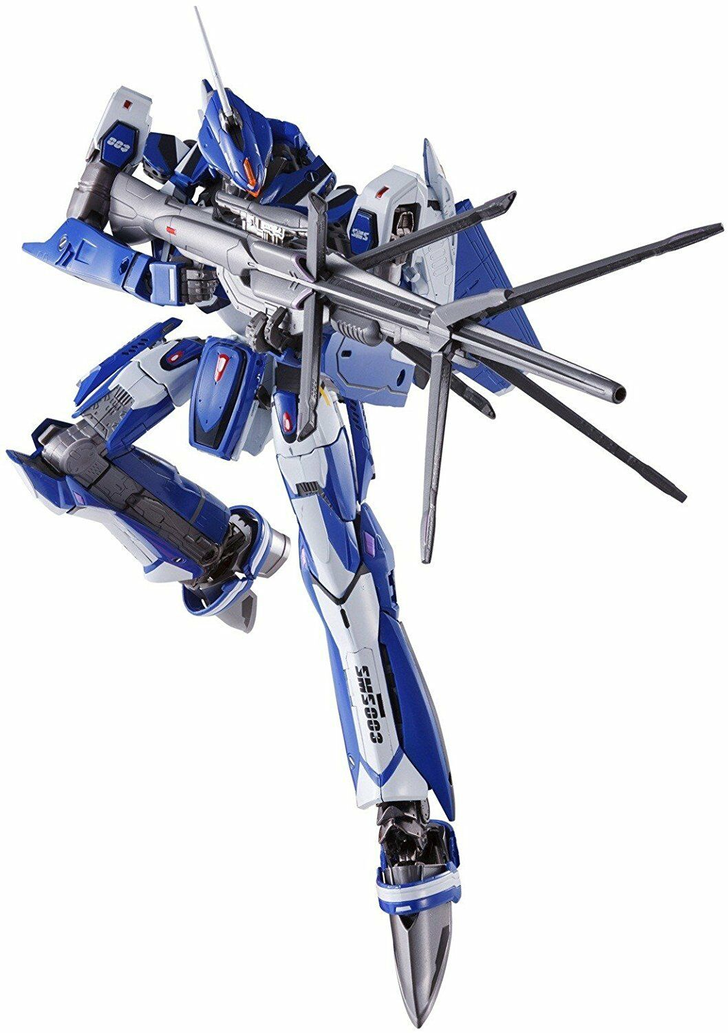 Dx Chogokin Makross F VF -25G Messias Valkyrie Mikhail su Misura Renewal Version