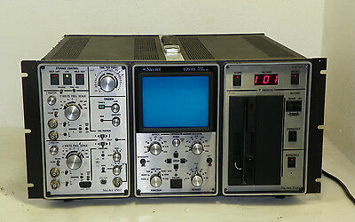 Nicolet Digital Storage Oscilloscope 4094b W/ 4562 f43 Rack Mount Reliable Performance F-43