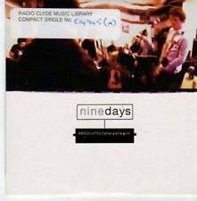 (BG330) Absolutely, Story of a Girl - 2000 DJ CD
