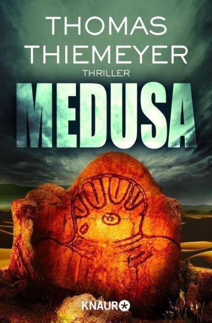 Medusa / Hanna Peters Bd.1 von Thomas Thiemeyer (2005, Taschenbuch), UNGELESEN