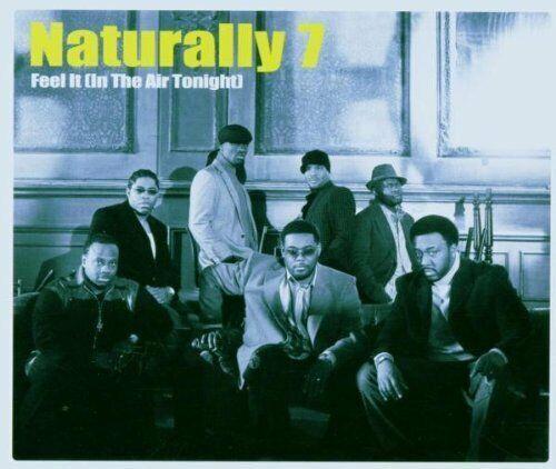 Naturally 7 Feel it (2006)  [Maxi-CD]
