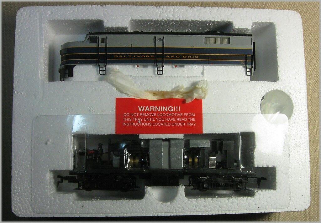 Life Like 8377 Predo 2000 HO Scale FA2 Diesel Locomotoive Baltimore & Ohio