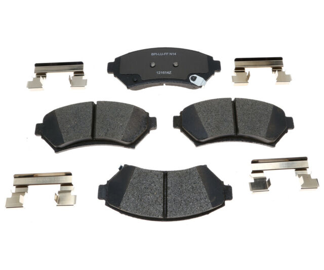 Disc Brake Pad Set-Rear Drum Front Raybestos MGD699CH