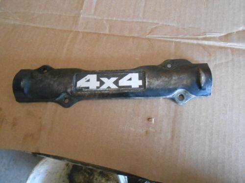 Honda TRX300 TRX 300 TRX300FW 1991 center drive shaft cover emblem