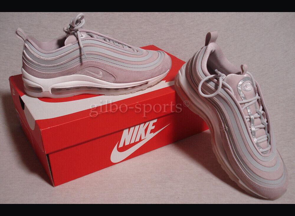 Nike Air Max 97 Ultra 17 LX W Vast grau Summit Weiß Größe 37 37,5 AH6805 002
