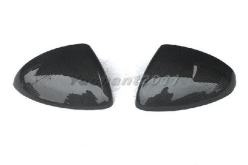 Carbon Fiber Frame For 2011-2014 Porsche Cayenne 958 Mirror Cover 2pcs