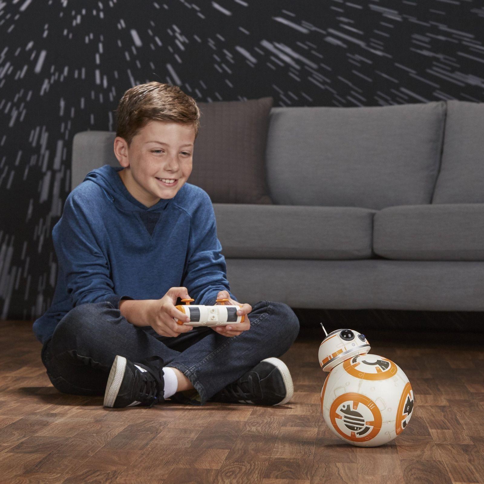 Star Wars  The Last Jedi Hyperdrive BB-8      BRAND NEW IN BOX