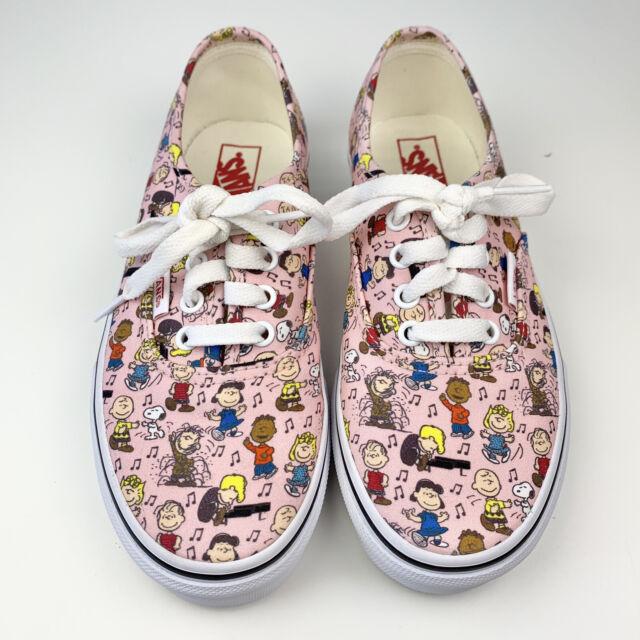 VANS Peanuts Shoes 2 Dance Party Pink