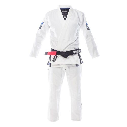 Hyperfly Premium 3.0 BJJ Gi White IBJJF Approved Adult Mens Jiu-Jitsu Suit