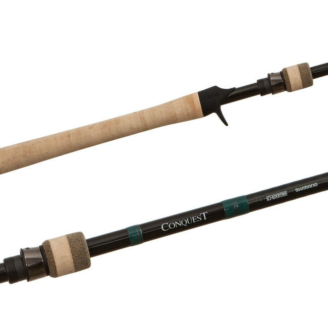 1 NEW G.Loomis Conquest Mag Bass Rod 6'6 CNQ 783C MB AUTHORIZED Dealer FREE SHIP