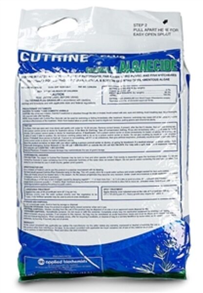 Cutrine Plus Körnig Algizid Herbizid - 13.6kg Kg