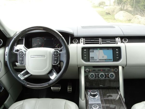 Land Rover Range Rover Sport 5,0 SCV8 Autobiography aut. - billede 5