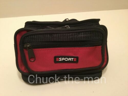 New Waist Fanny Pack Belt Bag Pouch Travel Sport Hip Purse Men Women Bum