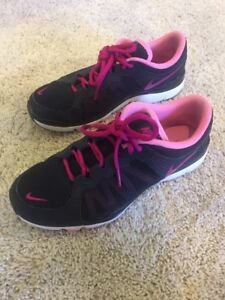 15e00128f92f Nike Air Flex Trainer 2 TR2 Black Pink Running Shoes 511332-015 ...