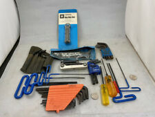 Allen Eklind Ideal Hex Key Wrench Box Lot New Amp Used