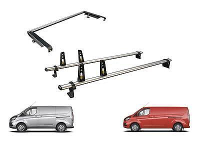 Van Guard ULTI Bar Aluminium Rear Ladder Roller for Ford Transit Custom High Roof, Barn Doors