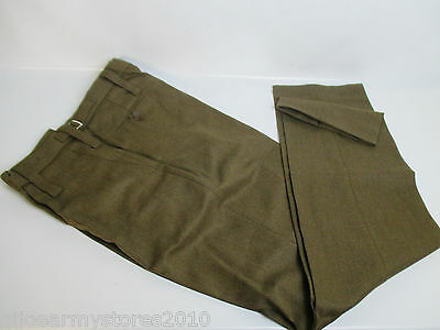 BRAND NEW British Army FAD Dress Uniform Trousers VARIOUS SIZES Genuine