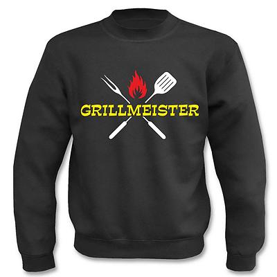 Pullover Grillmeister, Sweatshirt