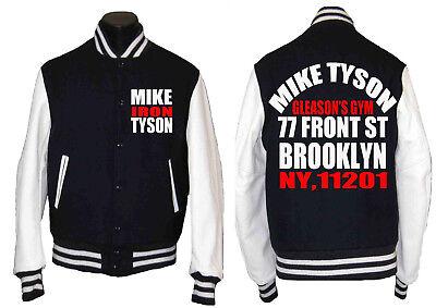 Mike tyson Iron Mike Boxe Champion Hoodie//sweat Neuf