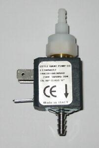 """Little Giant Condensate Pump - 3.7 GPH - 230V - 1/4"""" Port - ET200502 - Italy"""