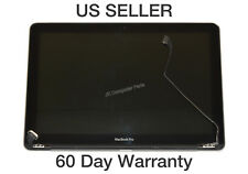 "Apple MacBook Pro 13"" Mid 2010 A1278 Complete LCD Screen Assembly 661-5558 C"
