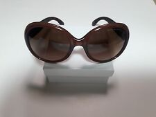 Marc by Marc Jacobs Women Authentic Round Sunglasses Brown New